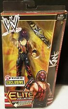 WWE Kane Flashback Elite Series Ringside Collectibles Exclusive Hardcore Champ