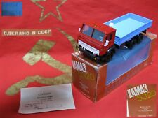 KAMAZ 5320 Truck SOVIET CARS SCALE MODEL 1:43 RUSSIAN DIECAST metal USSR  box
