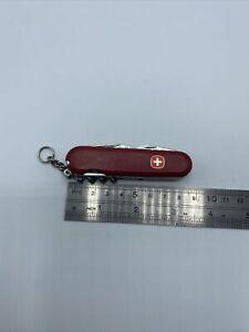 Wenger Traveler Knife (Retired) (***Missing Toothpick***)