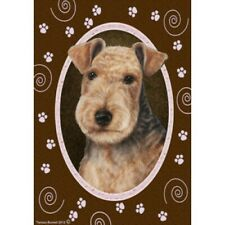 Paws Garden Flag - Lakeland Terrier 172341