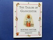 | @Oz |  THE TAILOR OF GLOUCESTER By Beatrix Potter (1997), HC, Authorized Ed.