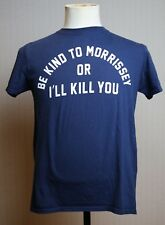 Official BE KIND TO MORRISSEY T-Shirt size M