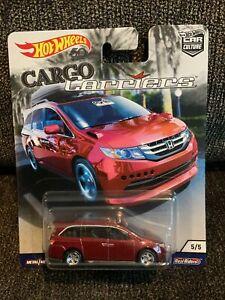 Hot Wheels Cargo Carriers Honda Odyssey