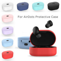 Protective Cover For Xiaomi Airdots TWS Headset Earphone Case Airdots Silicone