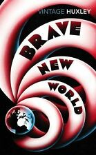 Brave New World by Aldous Huxley - CLASSIC science fiction - sent worldwide