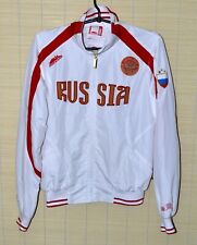 RUSSIA TRAINING FOOTBALL JACKET JERSEY FORWARD SIZE XL KIDS
