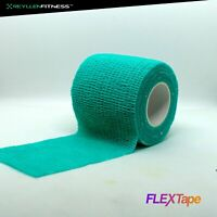 FLEXTape Turquoise Athletic Sports Thumb Tape CrossFit Weightlifting Hookgrip