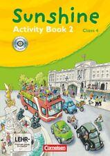 SUNSHINE 2. Activity Book mit Lernsoftware/Audio CD. ISBN: 9783464347058