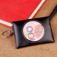 PU Leather Storage Zipper Bag Cable Organizer Travel Portable Earphone Case