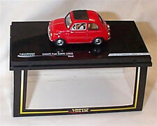 Fiat 500D 1960 in Red 24505 1-43 scale new in case limited edition