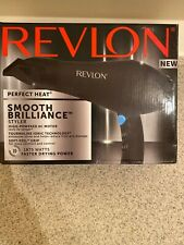 Revlon Smooth Brilliance 1875W Hair Blow Dryer w/ Ion Technology USED