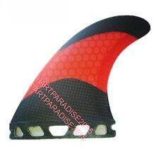 New Surf Fins Future Fcs-G5 3pcs Surfboard Fiberglass Honeycomb carbon Tri Set E