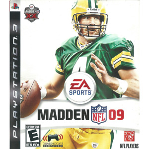 Madden NFL 09 - PS3