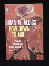 Bow Down to Nul- Brian W Aldiss- ACE 1960- SF835