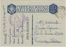 FRANCHIGIA WW2 PM 17 A (ALBANIA??) X PADOVA 1941