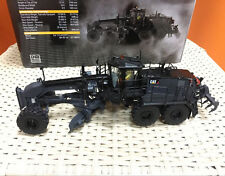 Caterpillar CAT 18M3 Motor Grader Special Black 1/50 By DieCast Masters #85522