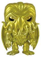 Cthulhu H.P. Lovecraft Horror Metallic Limited POP! Books #03 Vinyl Figur Funko