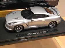 1/43 Ebbro Nissan GT-R 2007 Ultimate Metal Silver Very Rare Model WOW