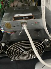 S9 ANTMINER 13.5 Th/s BITCOIN (BTC) CRYPTO MINER WITH APW3++ POWER SUPPLY!!#4