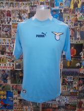 maglia calcio shirt maillot camiseta trikot LAZIO TG M