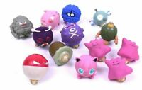 Vintage Lot of 14 1999 Burger King Pokemon Various Spinning Happy Meal Toys