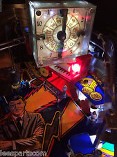 Piano Hole Lights for Twilight Zone Pinball - Interactive with Game Play TZ