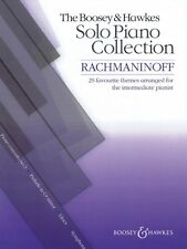 The Boosey & Hawkes Piano Solo Collection: Rachmaninoff Sheet Music 29 048022527