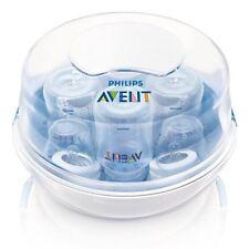 Philips Avent Scf281/02 Microwave Steriliser Baby Nursery Easy to use Bottle