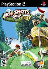 Hot Shots Golf Fore - PlayStation 2, Very Good PlayStation2, Playstation 2 Video