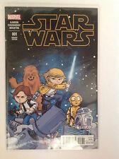 Star Wars Vol 4 #1 Skottie Young Baby Variant Marvel NM