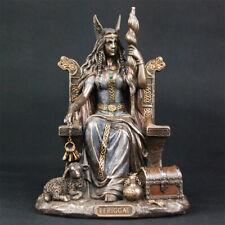 Fund Haarby Walküre Figur Anhänger Bronze Wikinger Schlachtmaid Odins Walhall