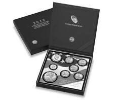 2018 Limited Edition Silver Proof Set United States Mint