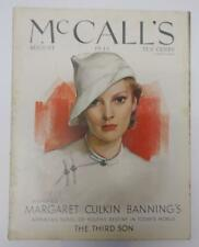 McCall's Aug 1933 Neysa McMein Cover