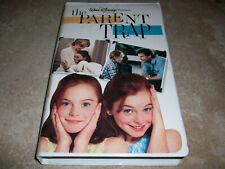 The Parent Trap 1998 (VHS, 1999)