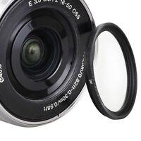 UV lens filter 25mm 25.5mm 27mm 28mm 30mm 30.5 34 35.5mm 39mm camera accessories