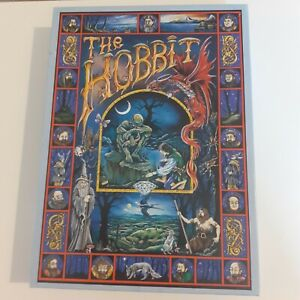 The Hobbit 1000 Piece Jigsaw Puzzle (69x48cm) by Peter Pracownik  c1999 Complete