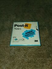Vintage Post-it Notes 1998 Sealed Package Collectible