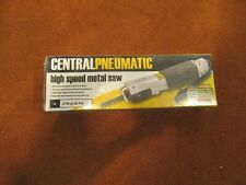 Central Pneumatic High Speed Metal Saw Item 81753 Cfm at 90 Psi