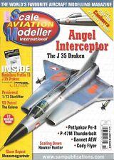 Scale Aviation Modeller V.14 N.8 J 35 Draken Kaleva P-47M Thunderbolt Gannet