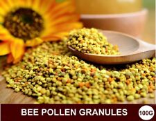 100g Mixed Bee Pollen Granules All Natural Wildflower Health Body Supply