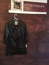 NWT Kenzie Black Jacket Large