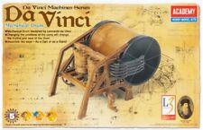 "ACADEMY DaVinci Mechanical Drum  Approx 9""L  Snap  ACD18138"
