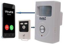 Battery Powered 3G GSM Wireless PIR Alarm (3G UltraPIR) Easy to Program & Use