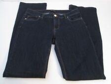 White House Black Market Women's Dark Wash Jeans No size Tag   measures 29x32