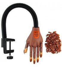 Nail Technician Courses Practice Hand Mechanical Salon Supplies Training Hand