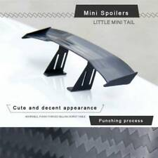 "6.7"" Universal Mini Spoiler Auto Car Tail Decor Spoiler Wing Carbon Fiber Simple"