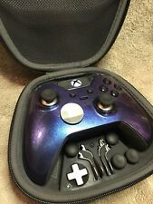 CUSTOM Elite Xbox One 1 Controller-Chameleon Shell,Chrome Buttons,ABXY w/Letters