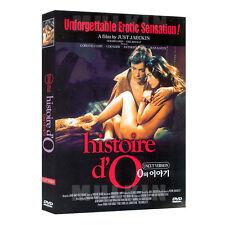 Unforgettable erotic sensation (1975) DVD - Just Jaeckin, Corinne Clery (*New)