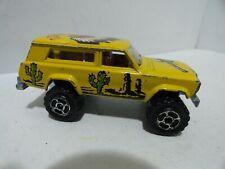 @@ MAJORETTE No.236 INDIAN Jeep Cherokee!!! @@