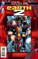 EARTH 2: FUTURES END (2014) #1 VF/NM STANDARD COVER ONE-SHOT THE NEW 52!